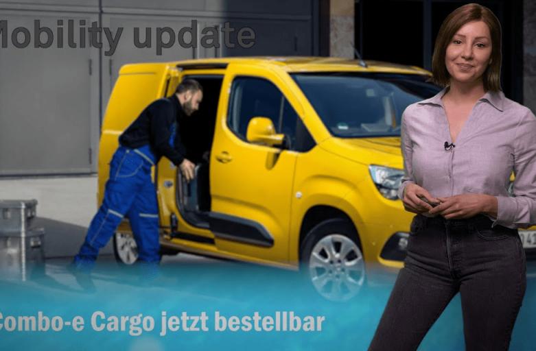eMobility update: Bundesfahrplan eTAXI, Opel Combo-e Cargo, Kawasaki elektrifiziert bis 2035, Ionity